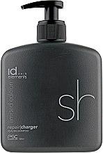 Духи, Парфюмерия, косметика Восстанавливающий шампунь - idHair Titanium Repair Charger Shampoo