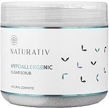 Духи, Парфюмерия, косметика Сахарный пилинг для тела - Naturativ Hypoallergenic Body Sugar Scrub