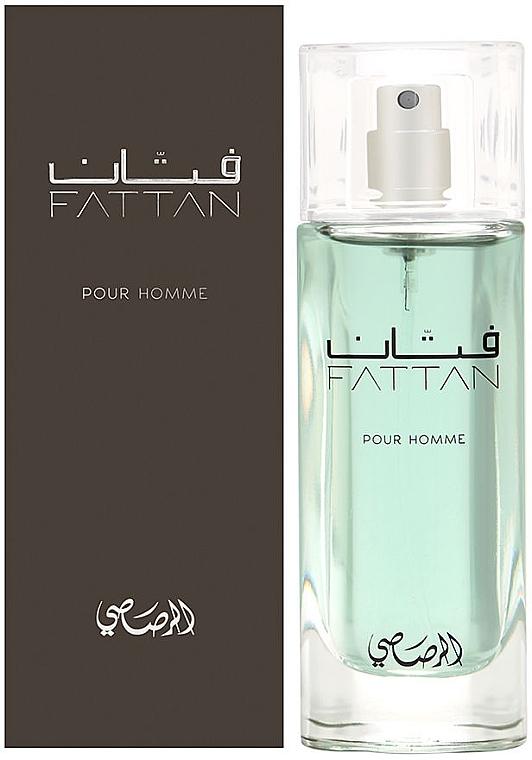 Rasasi Fattan Pour Homme - Парфюмированная вода