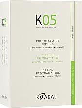 Духи, Парфюмерия, косметика Капли предварительного лечения - Kaaral К05 Pre Treatment Drops
