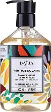 Духи, Парфюмерия, косметика Жидкое марсельское мыло - Baija So Loucura Marseille Liquid Soap Tuberose Bergamot