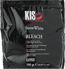 Духи, Парфюмерия, косметика Обесцвечивающая пудра для волос - Kis Care Snow White Bleach
