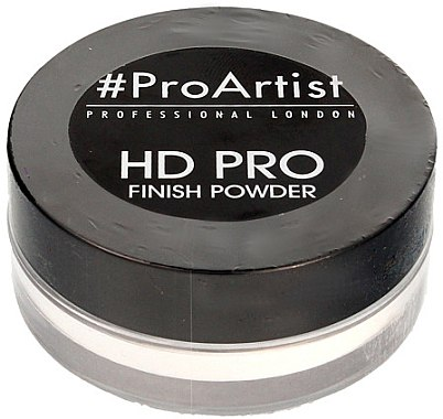 Рассыпчатая пудра для лица - Freedom Makeup London HD Pro Finish