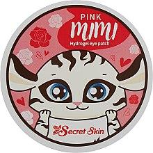Духи, Парфюмерия, косметика Патчи для век - Secret Skin Pink Mimi Hydrogel Eye Patch