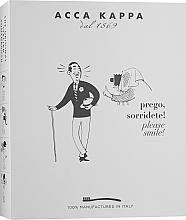 Духи, Парфюмерия, косметика Набор - Acca Kappa Vintage Collection (toothbrush/3pc + toothpaste/2*100ml)