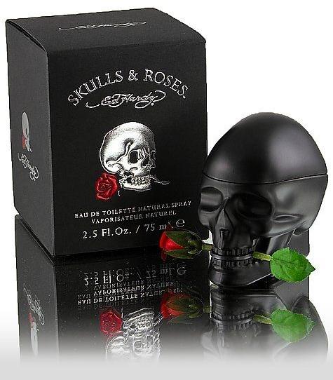 Christian Audigier Ed Hardy Skulls & Roses for Him - Туалетная вода