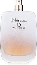 Духи, Парфюмерия, косметика Dear Rose White Song - Парфюмированная вода (тестер без крышечки)