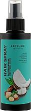 Духи, Парфюмерия, косметика Спрей кератиновый для волос - Letique Cosmetics Hair Spray