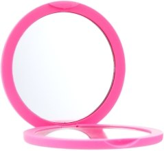 Духи, Парфюмерия, косметика Зеркало косметическое круглое, 85543, розовое - Top Choice