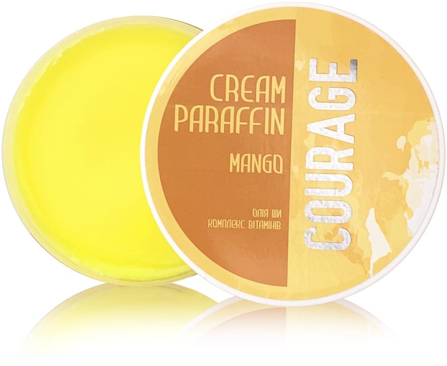 "Крем-парафин ""Манго"" - Courage Cream Paraffin"