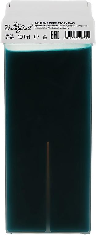"""Воск в кассете """"Азулен"""" - Beautyhall Azulene Depilatory Wax"""