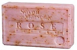 """Духи, Парфюмерия, косметика Мыло натуральное """"Роза"""" - Le Chatelard 1802 Savon de Marseille Rose Fleurs"""