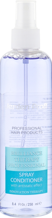 "Спрей-кондиционер ""Антистатик"" - Jerden Proff Hair Care Spray Conditioner"