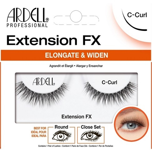Накладные ресницы - Ardell Eyelash Extension FX C-Curl