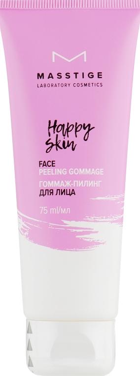 Пилинг-гоммаж для лица - Masstige Happy Skin Peelung Gommage