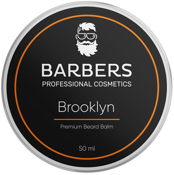 Бальзам для бороды - Barbers Brooklyn Premium Beard Balm