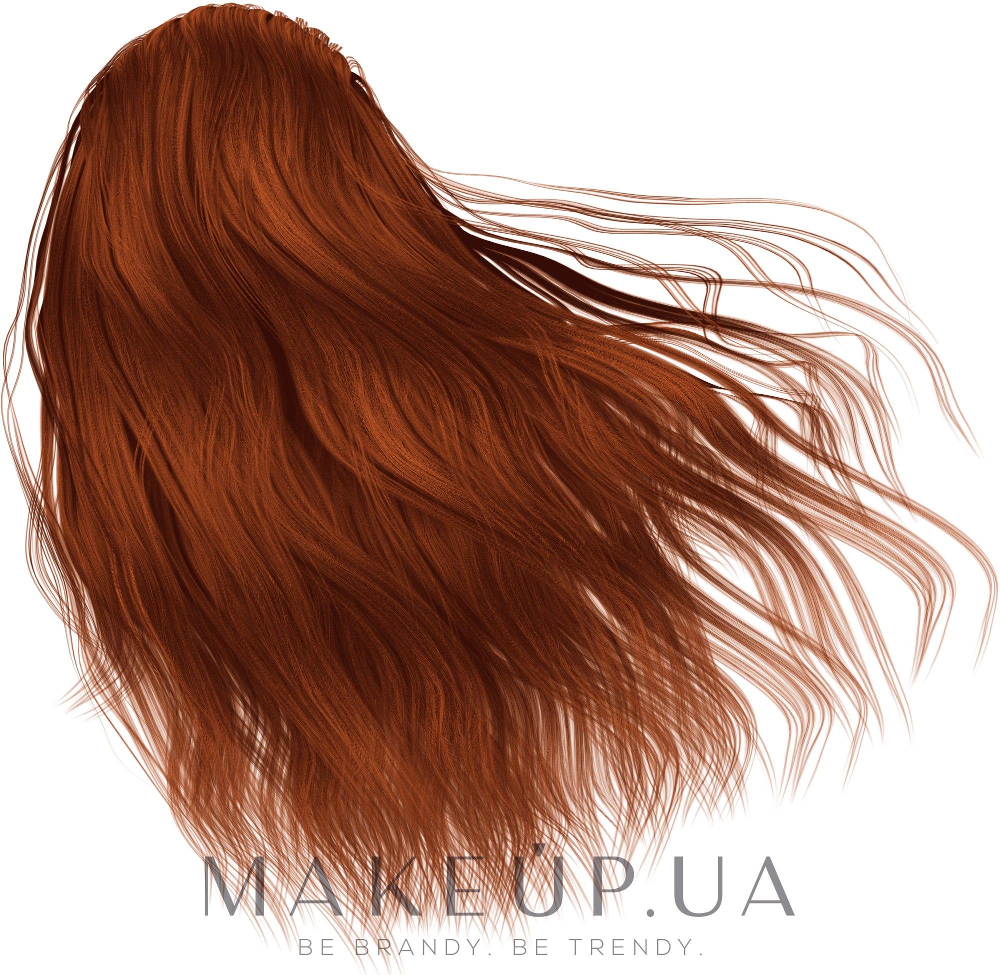 Оттеночный бальзам для волос - Bielita Color Lux — фото 01 - Корица