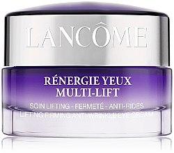 Парфумерія, косметика Антивіковий крем с ефектом ліфтингу для шкіри навколо очей - Lancome Renergie Multi-Lift Eye Cream