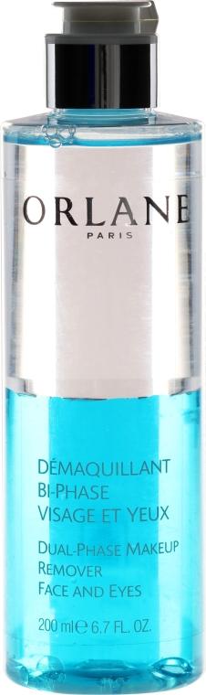 Двухфазное средство для снятия макияжа - Orlane Dual-Phase Makeup Remover Face and Eyes — фото N1