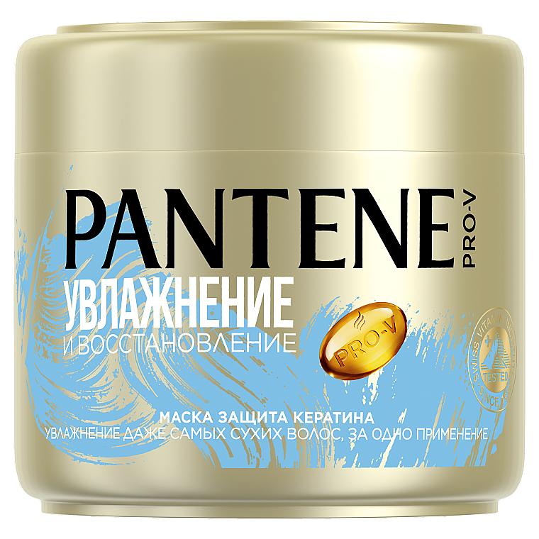 """Маска для волос """"Увлажнение и восстановление"""" - Pantene Pro-V"""