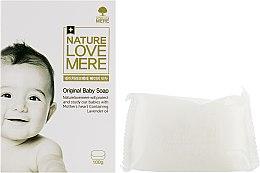 Духи, Парфюмерия, косметика Детское мыло - Nature Love Mere Original Baby Soap