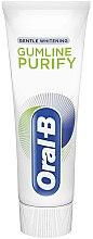 Духи, Парфюмерия, косметика Зубная паста - Oral-B Professional Gumline Pro-Purify Gentle Whitening Toothpaste