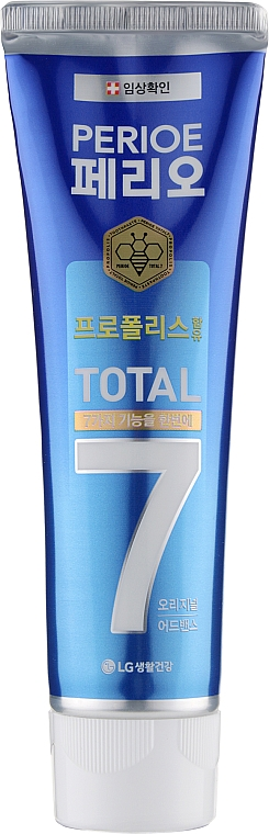"Зубная паста ""Total 7 Original"" - LG Household & Health Perioe Total 7 Original"