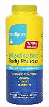 Духи, Парфюмерия, косметика Пудра для тела - Xpel Marketing Ltd Medipure Medicated Body Powder