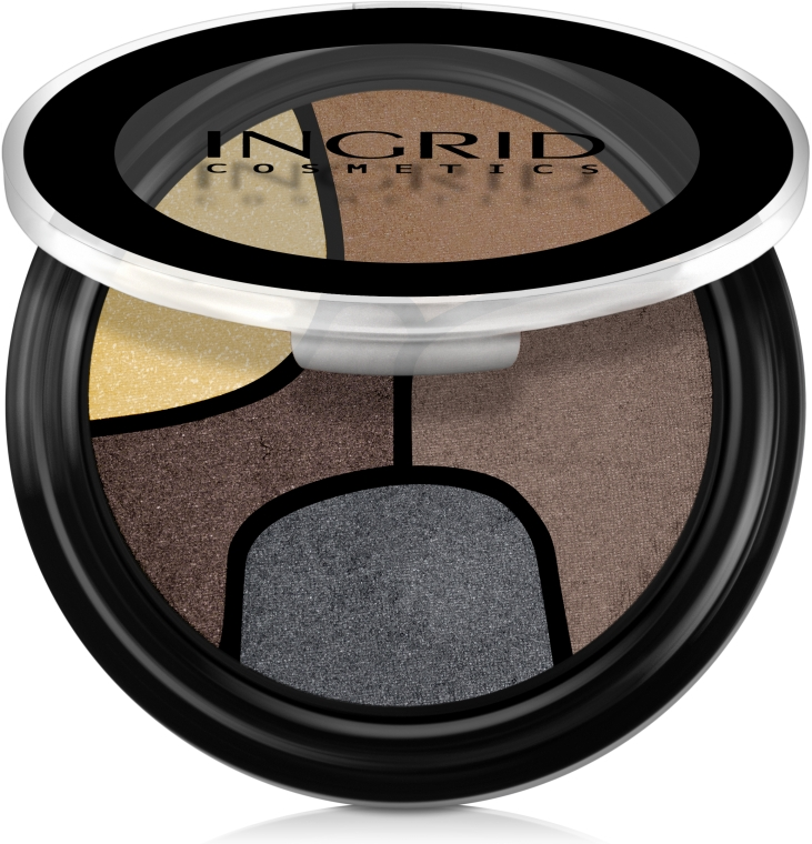 Тени для век - Ingrid Cosmetics Ideal Eyes