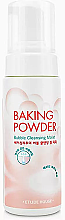 Духи, Парфюмерия, косметика Увлажняющая пенка для умывания - Etude House Baking Powder Bubble Cleansing Moist