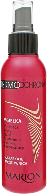"Спрей для волос ""Термозащита"" - Marion Termoochrona Suszarka & Prostownica"