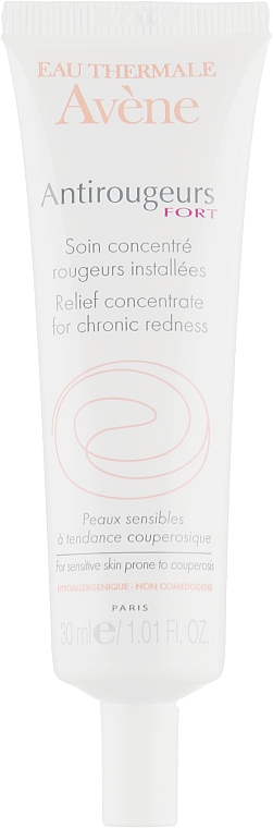 Крем от купероза - Avene Soins Anti-Rougeurs Relief Concentrate For Chronic Readness