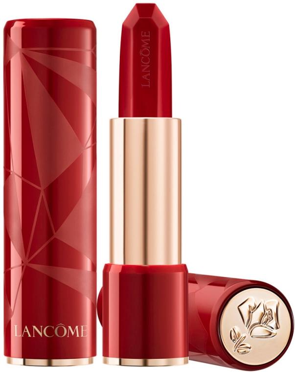 Стойкая ультрапигментированная помада для губ - Lancome L'Absolu Rouge Ruby Cream Limited Edition