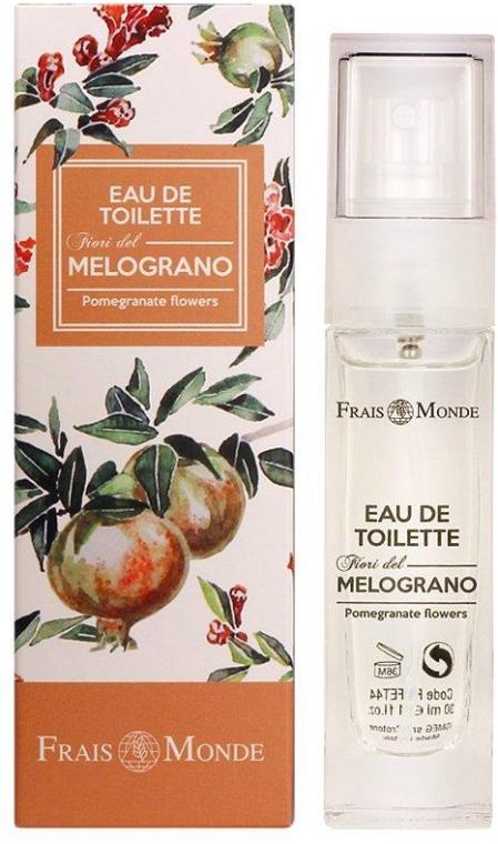 Frais Monde Pomegranate Flowers - Туалетная вода