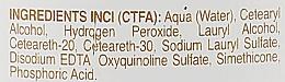 Окислювач безаміачний - Kleral System Oxigen Milk Color — фото N3