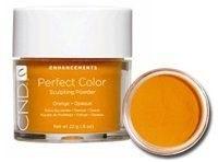 """Духи, Парфюмерия, косметика Акриловая пудра для ногтей """"Orange"""" - CND Perfect Color Orange Opaque"""