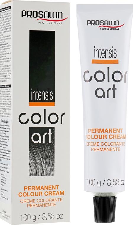 Перманентная краска для волос - Prosalon Intensis Color Art