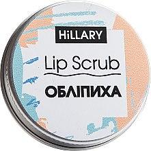 "Духи, Парфюмерия, косметика Сахарный скраб для губ ""Облепиха"" - Hillary Lip Scrub"