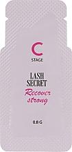 """Духи, Парфюмерия, косметика Состав для ламинирования ресниц """"C"""" - Lash Secret C Strong"""