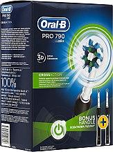 Духи, Парфюмерия, косметика Электрическая зубная щетка - Oral-B Pro 790 Cross Action