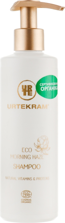 "Шампунь ""Утренний туман"" - Urtekram Morning Haze Hair Shampoo"