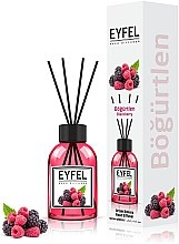 "Парфумерія, косметика Аромадифузор ""Ожина"" - Eyfel Perfume Reed Diffuser Blackberry"