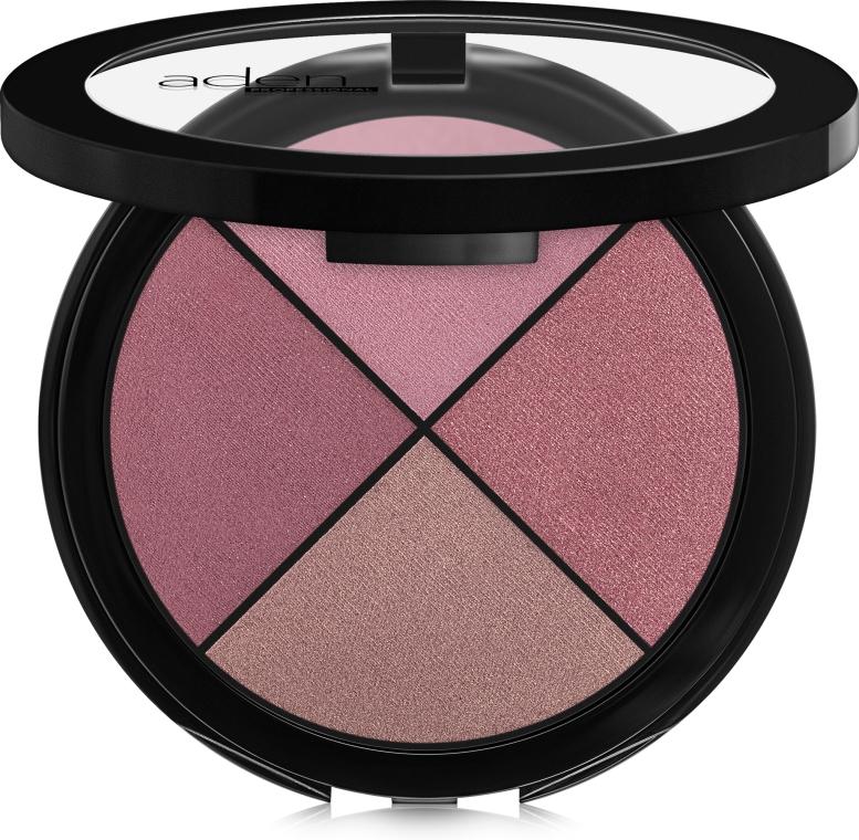 Палетка румян - Aden Cosmetics Blusher Palette