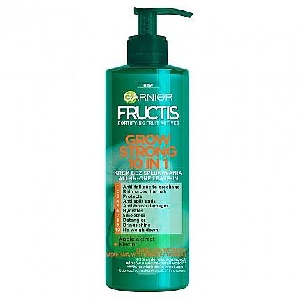 Укрепляющий крем для волос - Garnier Fructis Grow Strong 10in1 Cream