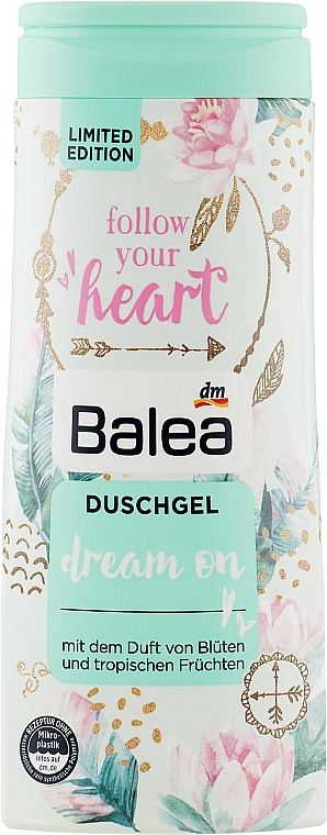 Гель для душа - Balea Douchegel Dream On