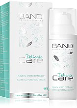Духи, Парфюмерия, косметика Матирующий успокаивающий крем для лица - Bandi Professional Delicate Care Soothing Mattifying Cream