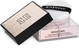 Духи, Парфюмерия, косметика Рассыпчатая пудра - Givenchy Prisme Libre Mat-finish & Enhanced Radiance Loose Powder Couture Edition Audace de l'Or (тестер)