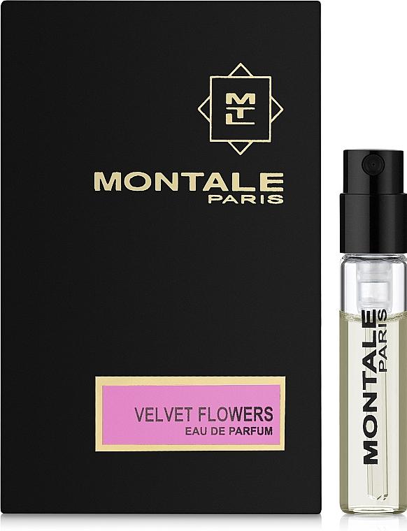 Montale Velvet Flowers - Парфюмированная вода (пробник)