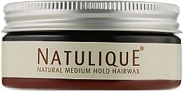 Духи, Парфюмерия, косметика Воск для волос средней фиксации - Natulique Medium Hold Hair Wax