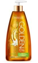 Духи, Парфюмерия, косметика Масло для ванны и душа с драгоценными маслами - Bielenda Golden Oils